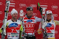 Stephan Keppler, Michael Walchhofer, Erik Guay